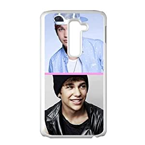 Austin Mahone sunshine boy Cell Phone Case for LG G2