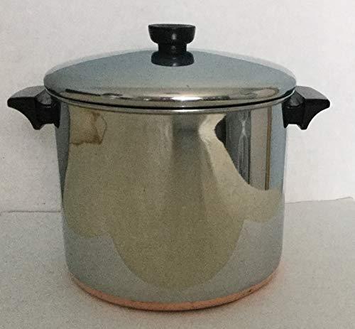 Revere Ware 8qt Stock Pot Copper Bottom
