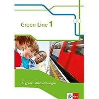 Green Line 1: 99 grammatische Übungen mit Lösungen Klasse 5 (Green Line. Bundesausgabe ab 2014)