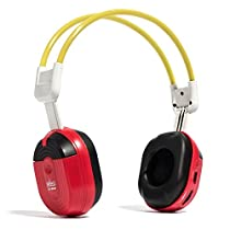TopOne Bravo View IH06A Red IR Wireless Headphones Kid Frendly Works