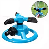 Garden Lawn Water Sprinkler for Kids Yard Hose Spray System Plant Irrigation 33