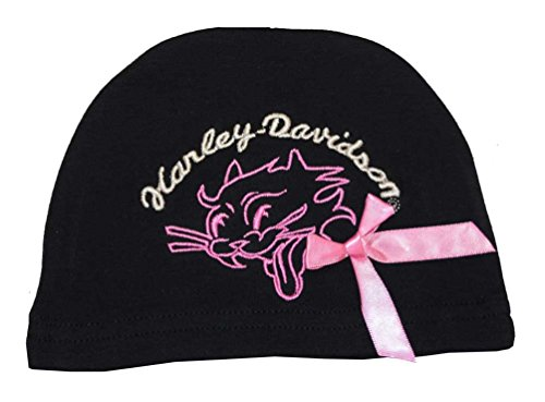 Harley Davidson Girls Graphic Interlock Beanie