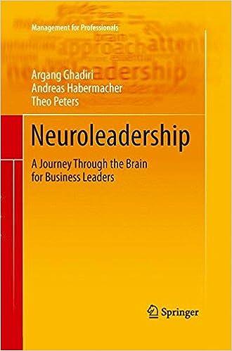 Neuroleadership (Management for Professionals)