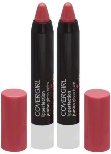 COVERGIRL Lip Perfection Jumbo Gloss Balm CUPCAKE TWIST #216