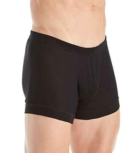 Closed Fly Pant - Zimmerli Business Class Closed Fly Fashion Pant Xlarge/Black