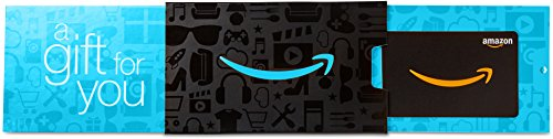 Amazon.com Gift Card in a Blue - One Day Shipping Free