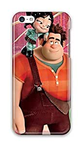 FUNKthing Wreck It Ralph Animation PC Hard new iphone 5c case for men cool