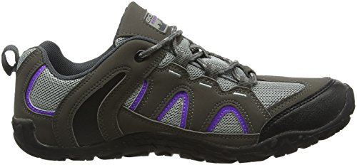 de Montaña Grey Black Gola Purple Botas para Gris Mujer Elias qvc1ctwE