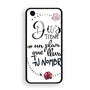 Amazon.com: Dios Tiene Un Plan Que Lleva Tu Nombre iPhone 7 ...