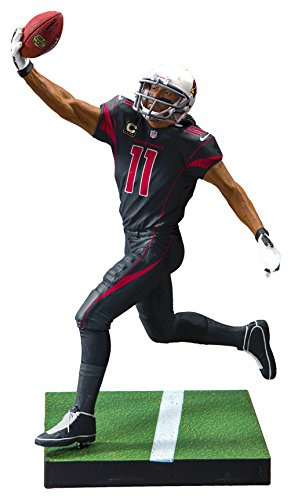 detailed look 3d85c 3077c McFarlane Toys EA Sports Madden NFL 18 Ultimate Team Series 1 Larry  Fitzgerald Arizona Cardinals Action