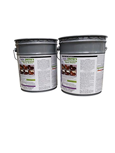 Smith's Original Clear Penetrating Epoxy Sealer [CPES] 10 Gallon - Cold Weather Formula (CW) by Timbercraft