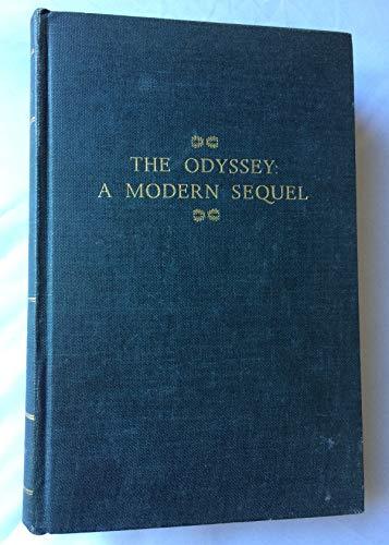 The Odyssey, A Modern Sequel