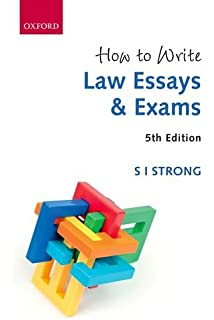 how to write better law essays tools and techniques for success  how to write law essays exams