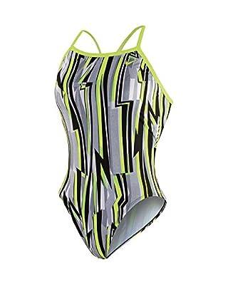 Nike Swim NESS5024 Womens Dynamic Lines Classic Lingerie Tank