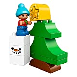 LEGO DUPLO Town Santas Winter Holiday 10837 Building Kit (45 Piece)