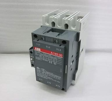 1-Year Warranty ! ABB Contactor A145-30-11 220VAC New In Box