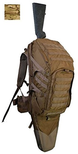 Eberlestock X3 LoDrag Pack w/Integrated Scabbard, Military Green
