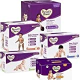 Paren't Choice Baby Diapers Box (Size 6 (pack count 60) for babies 35 lbs and up) by Parent's Choice