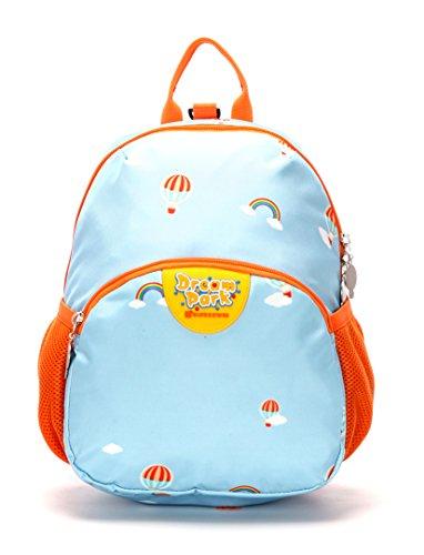 Leaper Cute Rainbow Pattern Backpack for Kids