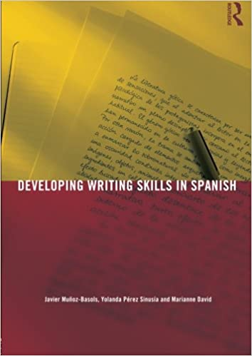 spanish essay future plans This lively video explains how to discuss future plans in spanish professor jason explains that it's not that difficult for english people learning spanish as the.