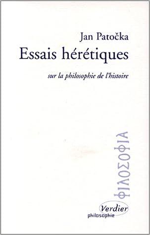 Lire un Essais hérétiques sur la philosophie de l'histoire epub, pdf