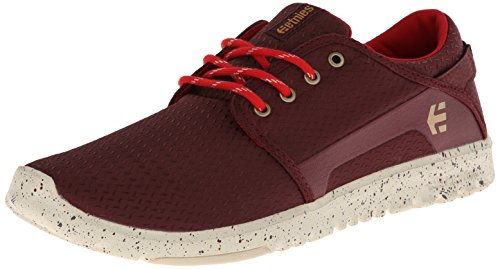 Scout Etnies Rojo Sneakers Homme 625 Maroon Basses fqxPgdq1