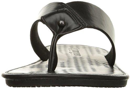 Stacy Adams Menns Seascape Flip-flop Svart