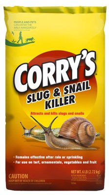 Central Garden Brands 4 Packs 6LB Slug/Snail Bait