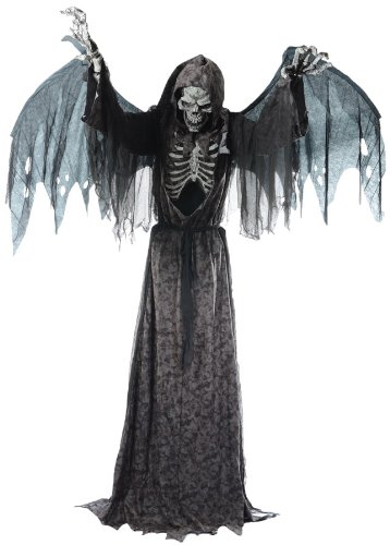ANGEL OF DEATH LIFE SIZE ANIMA - Life Size Zombie Statue