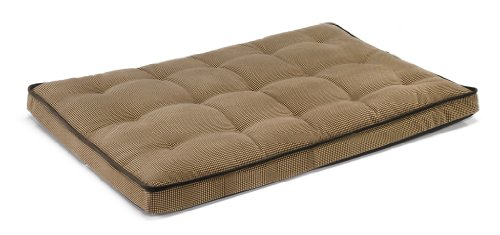 Bowsers Luxury Crate Mattress Dog Bed, Medium, Houndstooth