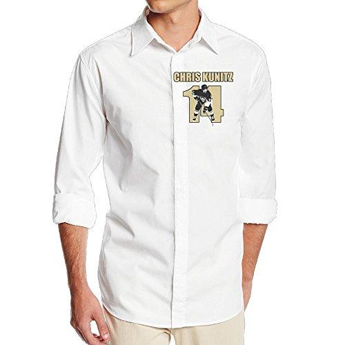Carina Chris Kunitz One Size Fashion Men's Shirt S