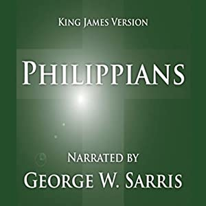 The Holy Bible - KJV: Philippians Audiobook