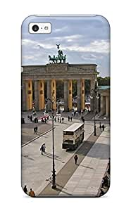 Ultra Slim Fit Hard Valerie Lyn Miller Case Cover Specially Made For Iphone 5c- Berlin City