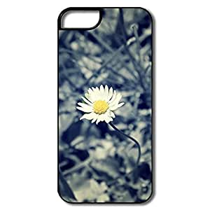 Hot Flower Plastic Cover For IPhone 5/5s
