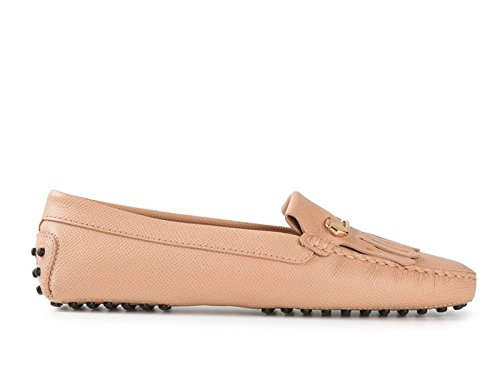 tods-womens-xxw0fw0k7206vam018-pink-leather-loafers