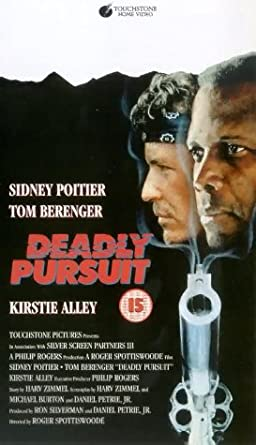 Image result for deadly pursuit poster