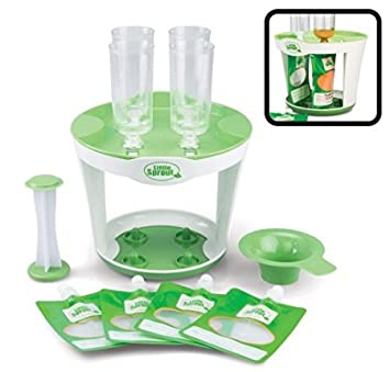 Amazoncom Baby Food Pouch Fill Station Make Your Own Babyfood