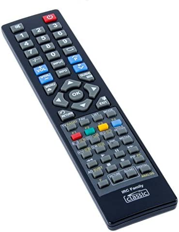 Mando a distancia programable para todos los Sharp TVs LCD de LED de OLED de plasma Ver la descripción del producto es No. La No funciona. So algo Hemos No.: Amazon.es: Electrónica