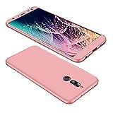 Aearl Huawei Mate 10 Lite Case,3 in 1 Hybrid Full