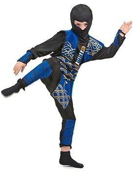 LUCIDA - Disfraz de ninja para niño, talla 11-14 años ...