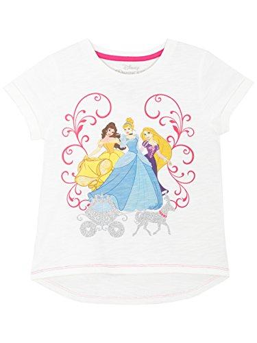 Disney Girls' Princess T-Shirt Size 6
