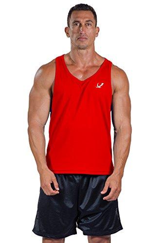 Pitbull Gym Mens DRI-FIT Workout Tank