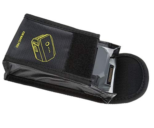 Price comparison product image Yingealy Beautiful and Practical 3X Lipo Batterie Akku Tasche Beutel Safe Bag