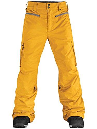 Dakine M territoriono Pt pantalones de esquí para mujer - diseño de camuflaje dorado