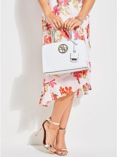bolsos White Whi de y Gioia GUESS Shoppers Mujer hombro Blanco zO7wxtO8Rq