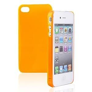 comprar Carcasa Cristalina Dura Para el iPhone 4- Colores Aleatorios