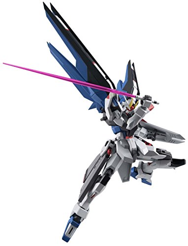 "Bandai Tamashii Nations Robot Spirits Freedom ""Gundam Seed"" Action Figure"