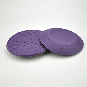 Yoga Yoga conjunto de silicona almohadillas cojines ...