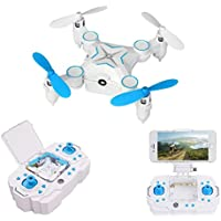 Mini Quadcopter with Camera hd Live video Can be Folded Pocket Mini Drone with Camera For kids