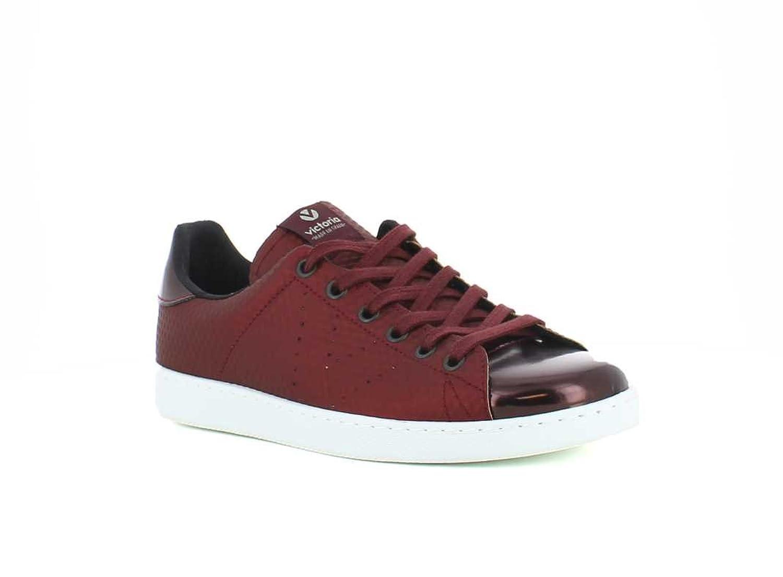 Victoria 125100 Sneaker BURDEOS ZPBpupl7O